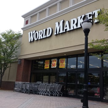World Market 14 Photos 20 Reviews Furniture Stores 6807 Fayetteville Rd Durham Nc