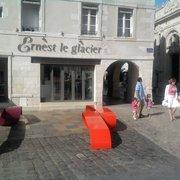 Ernest le Glacier, La Rochelle, Charente-Maritime, France