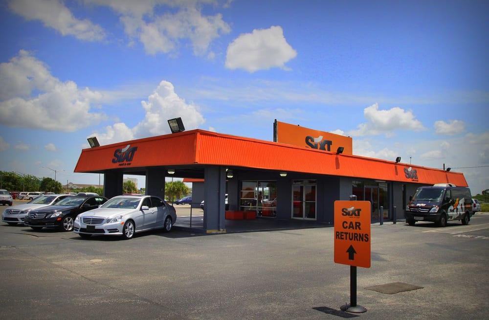 Sixt Car Rental Australia Review