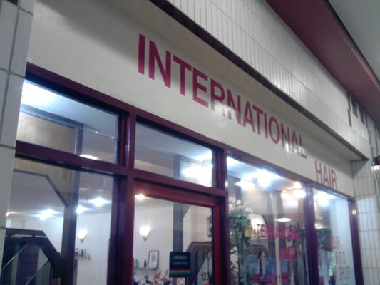 International hair beauty hair salon historical for Hair salon birmingham