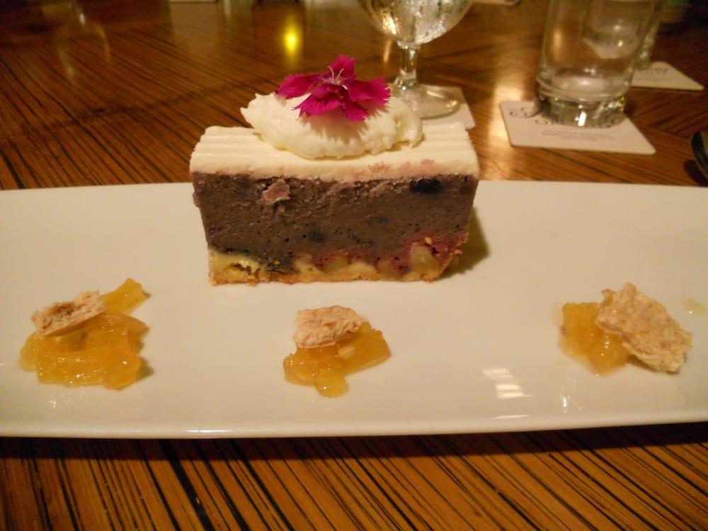 Kamuela Hawaii Restaurants Court Restaurant Dessert Filled With Egg Shells Yuck Kamuela hi