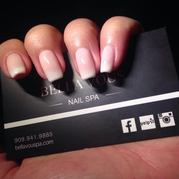 Bella vous nails spa 3978 photos 415 reviews nail for 3d nail salon upland ca