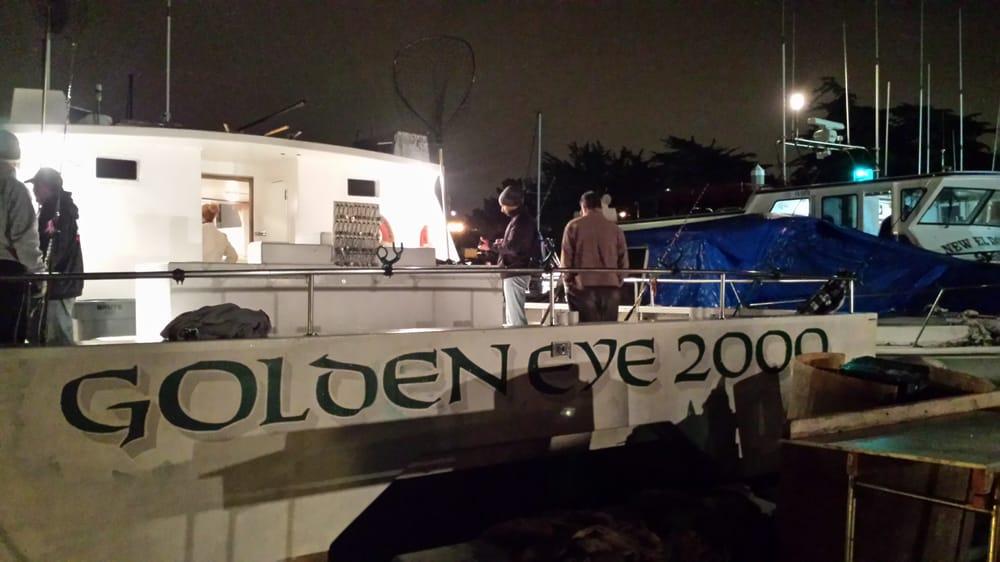 New golden eye boat charters west berkeley berkeley for Berkeley fishing charter