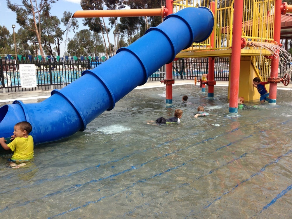 Tierrasanta Community Park And Recreation Center Parks San Diego Ca United States
