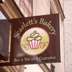 Scarlett's Bakery, Paris, France