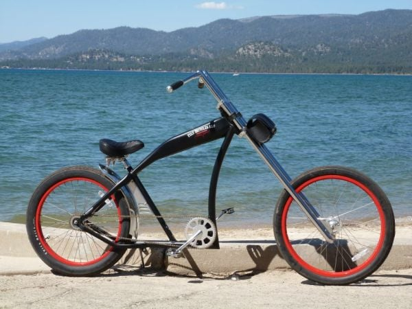 Tahoe Beach Cruiser Rental Delivery  Bike Rentals  South Lake Tahoe CA  R