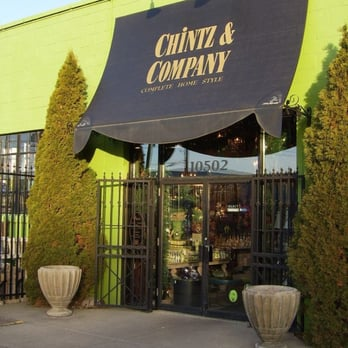 Chintz Company 12 Reviews Home Decor 10502 105 Ave Nw Edmonton Ab Canada Phone
