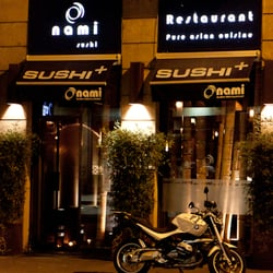 Nami japanese restaurants centro storico milan - Sushi porta ticinese ...