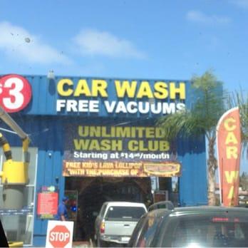 Can I Wash My Car In San Diego