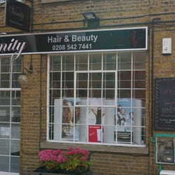 Vanity Hair and Beauty, London