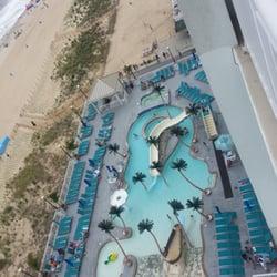 Hilton Suites Ocean City Oceanfront - Kids Pool - Ocean City, MD, Vereinigte Staaten
