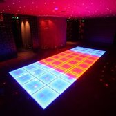 the light-up dancefloor (image courtesy of www.luluedinburgh.co.uk)