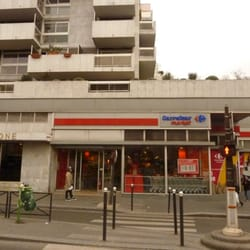 Carrefour Market, Paris
