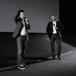 """Pathé Bellecour - Lyon, France. Guillaume Gallienne à l'avant-première de son film """"Les garçons et Guillaume, à table !"""""""