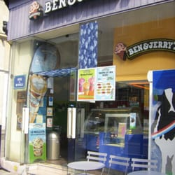 Ben & Jerry's, Paris, France