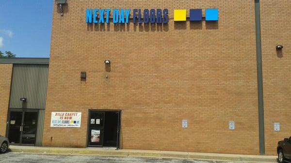 Next Day Floors Teppichverleger 7100 Rutherford Rd