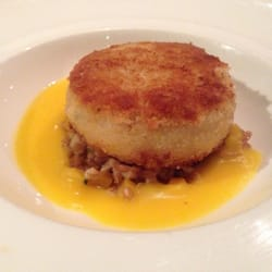 Canlis dungeness crab cake private dining menu for Canlic com