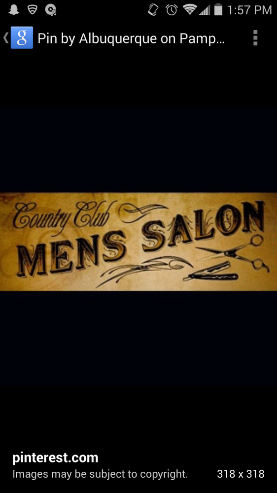 Country Club Men's Salon - Hair Salons - Albuquerque, NM