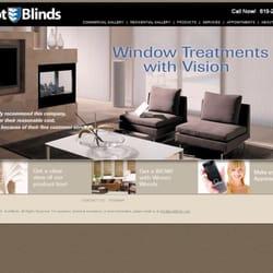 ScotBlinds - Web Site Home page - Bonita, CA, Vereinigte Staaten