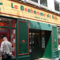 Le Bonhomme de Bois, Lyon