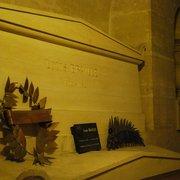 Le Panthéon - Paris, France. Tribute to Louis Braille