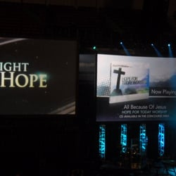 Joel osteen ministries kerken houston tx verenigde for Door of hope san diego