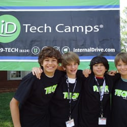 iD Tech Camps logo