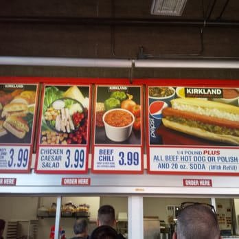 Costco Food Court 13 Photos Pizza Issaquah Wa
