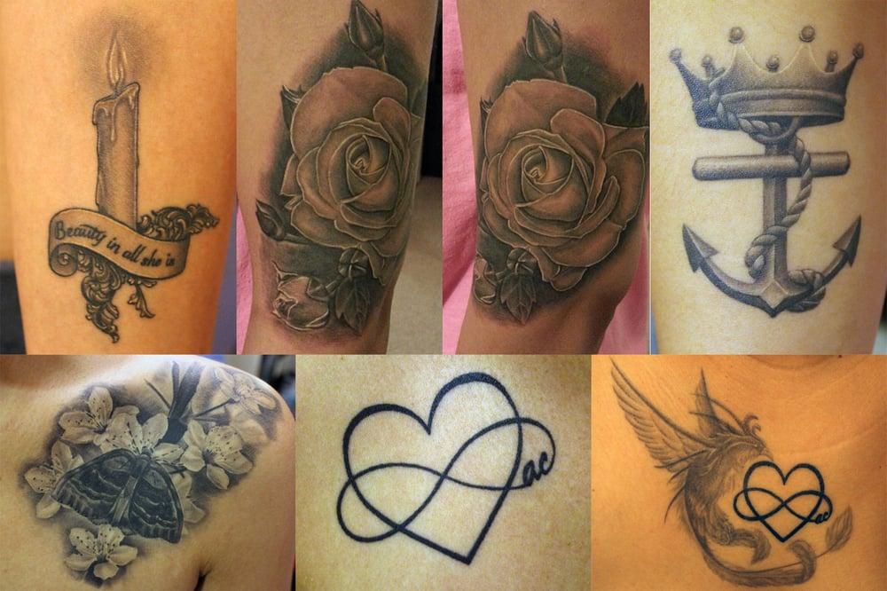 Skin design tattoo 170 photos tattoo chinatown las for Cheap tattoos las vegas