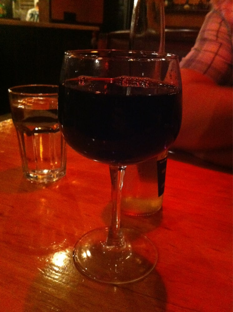 Large servings of Wine by the glass! :) | Yelp