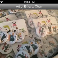 Broken Seal Buttons - My new Mad Maki Works buttons! - San Francisco, CA, Vereinigte Staaten