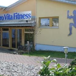 Eingang Pro Vita Fitness
