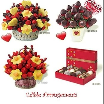 ) – Purchased an arrangement for a New Years Party from Edible's on and Eldridge. Every piece of fruit was gone by the end of the night and friends and family complimented on the great taste and look of the arrangement%(20).