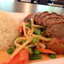 Ente mit Thai-Curry 3