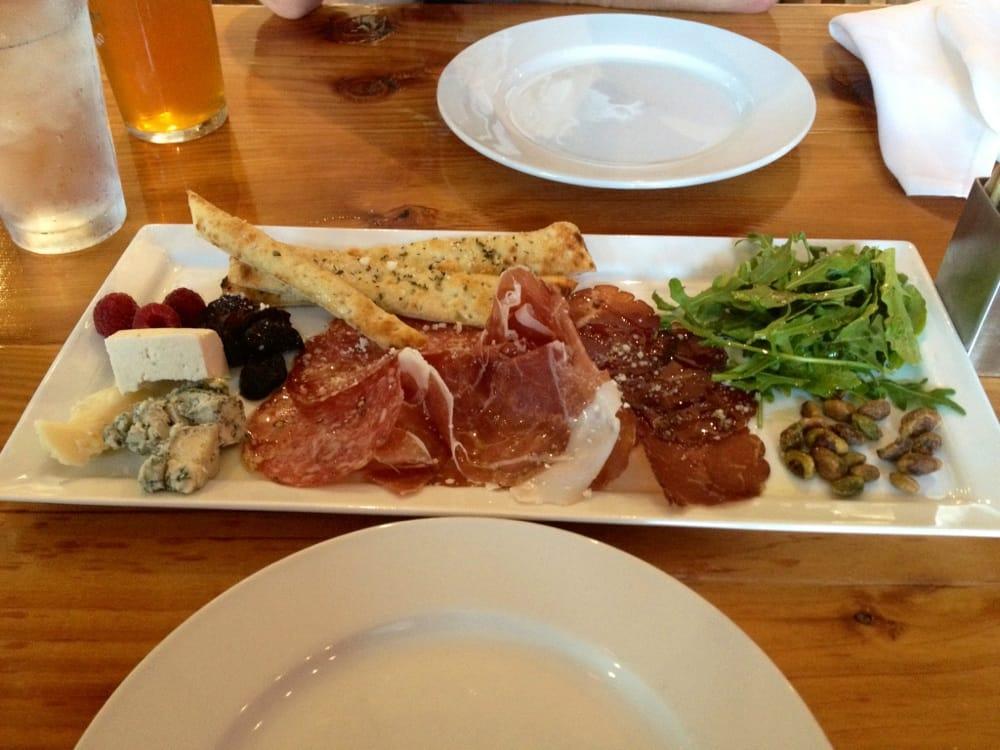 Antipasti: Salumi E Formaggi Misti (Appetizer meat and cheese plate) $ ...