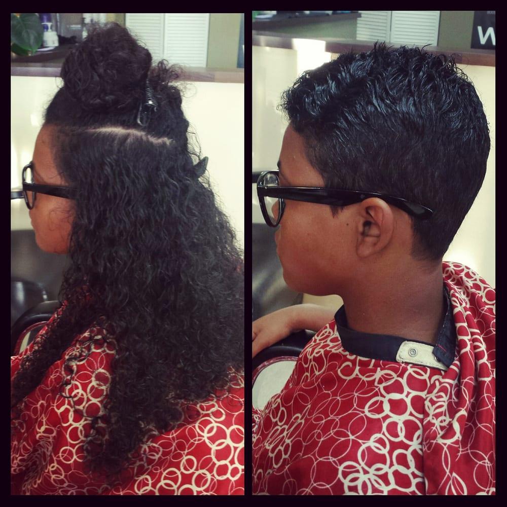 - The catwalk hair salon ...