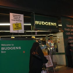Budgens Stores, London