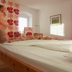 """Schlafzimmer im Appartement """"Thierberg"""""""