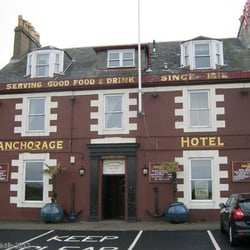 Anchorage, Troon, South Ayrshire, UK