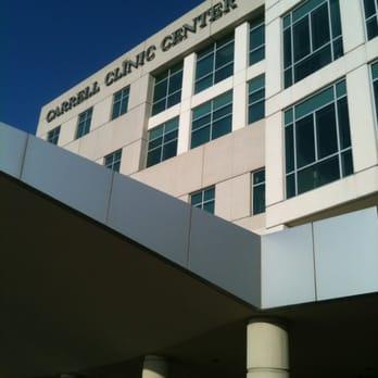 Carrell Clinic Emergency Room Dallas