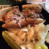 Founding Fathers Pub - Buffalo, NY, United States. Philly Cheese Steak