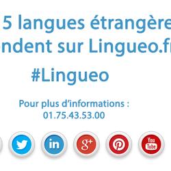 15 langues étrangères vous attendent sur…
