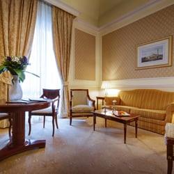 Grand Hotel Et Des Palmes, Palermo, Italy