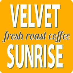 Velvet Sunrise Coffee Roasters - VS Logo - Stouffville, ON, Canada