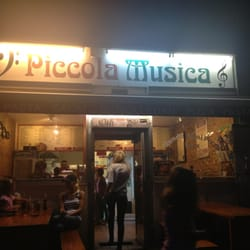 Pizzeria Piccola Musica, Berlin