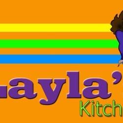 Layla's Kitchen logo