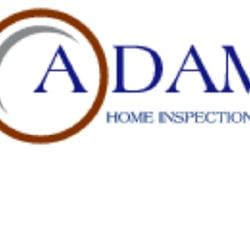 Adam's Home Inspection Company logo
