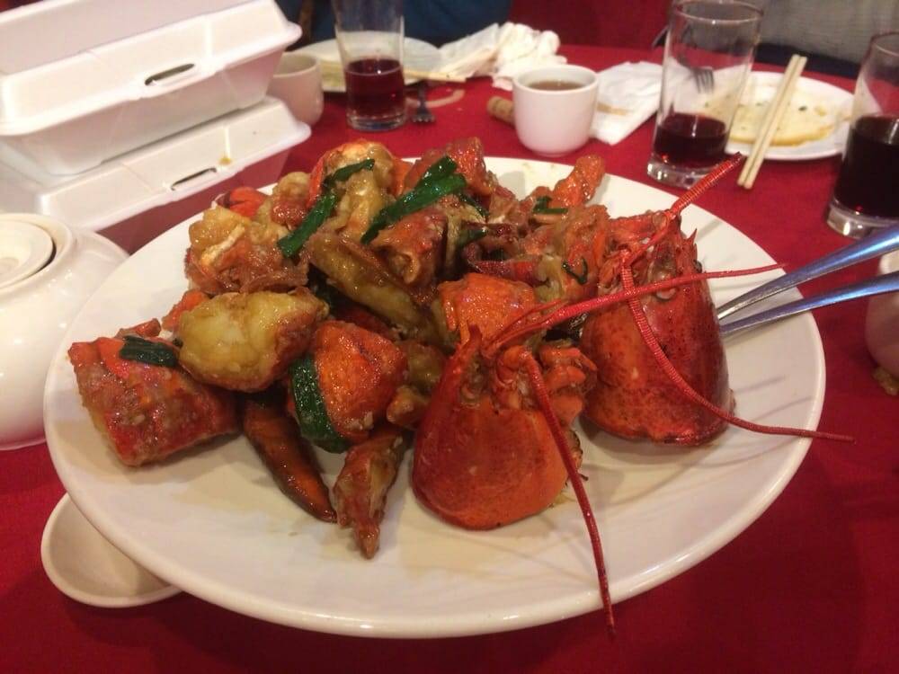 Fuleen seafood restaurant 49 photos chinese for Amber asian cuisine nyc