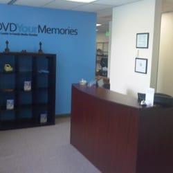 DVD Your Memories logo