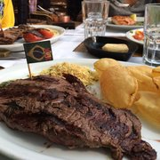 """Brazilian Steak"" {July 2014}"